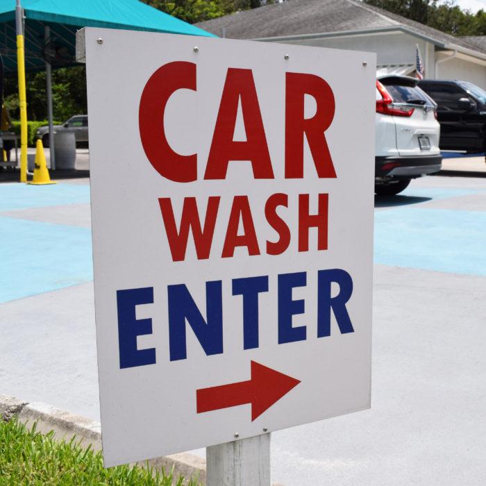 Walden Lake Car Wash